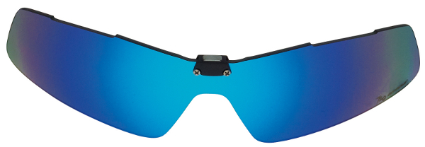 VERRE SMOKE BLUE LUNETTES 720 Armour TACK