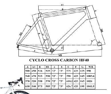 cadre cyclo cross carbone taille 54 marque exs duvelo v 233 los cadres carbone mat 233 riels de