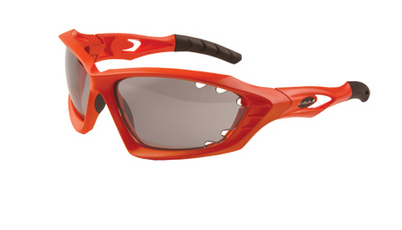 Lunettes photochromatique mullet orange