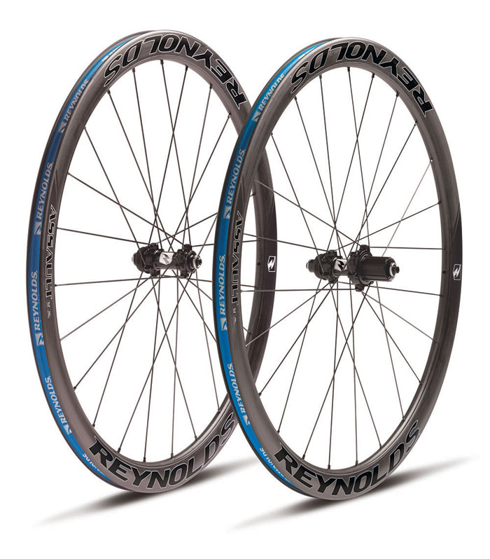 Roues reynolds assault SLG campagnolo