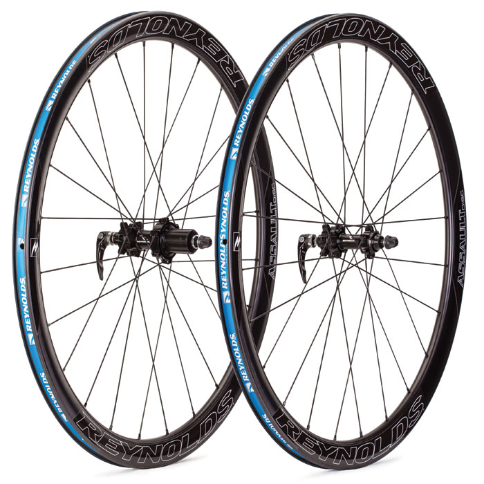 Roues reynolds assault SLG Shimano Disc