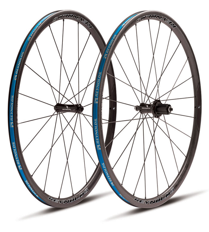 Roues reynolds attack 2015 corps shimano